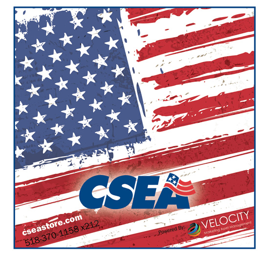 CSEA Polo and Windshirt Ad